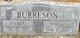 Mabel Angeline <I>Burroughs</I> Burreson