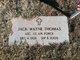 Jack Wayne Thomas