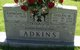 Evelyn Marie <I>Lawhon</I> Adkins