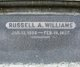 Russell A Williams