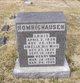 "Elisabeth Amelia ""Mollie"" <I>Knoche</I> Homrighausen"