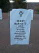 "Profile photo:  Jerry Bert ""JB"" Barnett"
