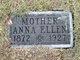 Profile photo:  Anna Ellen <I>Walters</I> Tuttle