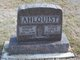 Ethel May <I>Connor</I> Ahlquist