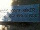 Angie Lorine Baker