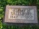 Albert Hartson Salisbury