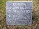 Profile photo:  Louis Dobs