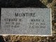 Mary Jeanette <I>Stockwell</I> McIntire