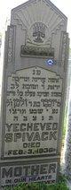 """Yecheved """"Yetta"""" <I>Zuckoff</I> Spivack"""