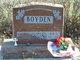 Profile photo:  Roy Boyden