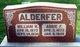 """Mrs Abigail F. """"Abbie"""" <I>Kriebel</I> Alderfer"""