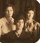 Profile photo:  Bessie Mae <I>McCutchan</I> Baldwin