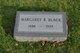 Profile photo:  Margaret R. Black