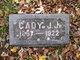 Cady J. Davis