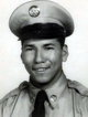 Sgt Felipe Duran Camarillo