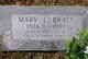 Profile photo:  Mary Lavelle Braly