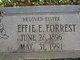Effie Edna <I>Ferguson</I> Forrest
