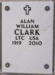 Profile photo:  Alan William Clark