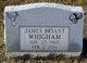 James Bryant Whigham