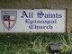 All Saints Episcopal Church Columbarium