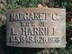 "Profile photo:  Margaret Caroline ""Maggie"" <I>Stockton</I> Harrill"