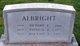 Mrs Marjorie L. Albright