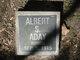 Profile photo:  Albert S Aday