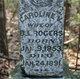 Caroline V. <I>Norwood</I> Rogers