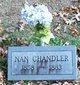 "Nancy M. ""Nan"" <I>Coble</I> Chandler"