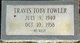 "Travis ""Tobey"" Fowler"
