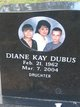 Profile photo:  Diane Kay <I>Hall</I> Dubus