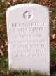 Capt Bernard J Sabatino