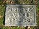 Albert Roy Barbour