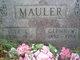 Icle Laverna <I>Clements</I> Mauler