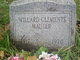 Willard Clements Mauler