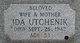 Profile photo:  Ida <I>Cohen</I> Utchenik
