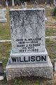 Mary J. <I>Clough</I> Willison