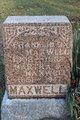 Martha Jane <I>Ludington</I> Maxwell
