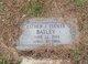Esther J. <I>Tucker</I> Bailey