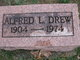 Profile photo:  Alfred L Drew