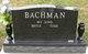 Profile photo:  Alice D. <I>Dill</I> Bachman