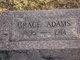 Grace Leona <I>Bridwell</I> Adams