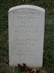 2LT Kenneth E Brown