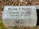 William Franklin Walters