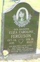 Eliza Caroline Ferguson
