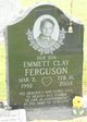 Emmett Clay Ferguson
