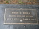Mary E Boike