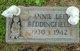Annie Lee Beddingfield