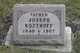 Profile photo:  Joseph Kotthoff