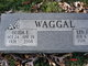 Ouida Earldean <I>Parker</I> Waggal